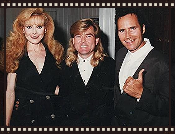 Rebecca Holden, Rick Revel and David Heavener